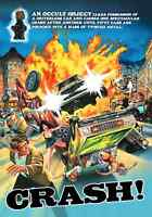 Crash! DVD, Starring John Carradine, Directed by Charles Band