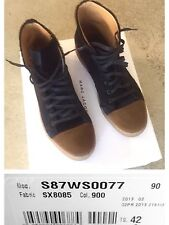 Marc Jacobs Parker Pony High Top Trainers Sneakers Shoes 42 us 10