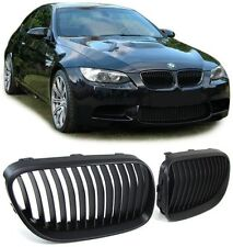 2 GRILLE CALANDRE NOIR BMW SERIE 3 E92 E93 LCI > 04/2010 320D 325D 330D 335D