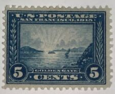 TRAVELSTAMPS: 1913 US Stamps Scott #399 Golden Gate Pan-Pac Issue mint MOGH