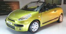 Voitures miniatures vert pour Citroën