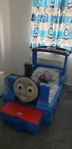 Thomas The Tank Engine Toddler Bed Little Tikes CV5