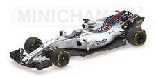 Minichamps 1:43 Martini Racing Williams Mercedes FW40 - F1 GP 2017 - F. Massa