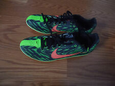 New NIKE ZOOM RIVAL D 8 Men's Sz 8.5 Womens Sz 10 Track Shoes NIB 616310 306