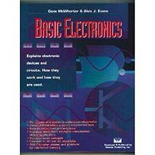 Basic Electronics by McWhorter &Evans  (BELC)