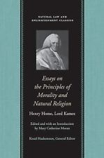 Essays on Principles of Morality and Natural Religion (Natural Law and