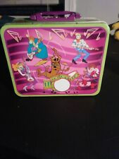 Scooby-Doo 100 Piece Puzzle in Lunch Box Tin For ages 5 to 8 2012 Pressman