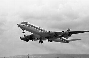 x3  TAE.,  DC-8.,  EC-CDC.,   1978,  35mm aircraft NEGATIVES  NH5b