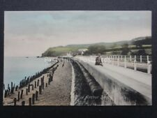 Somerset MINEHEAD Blue Anchor Beach & Bay- Old Postcard by Frith