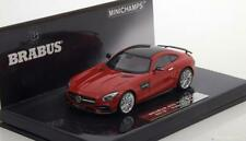 1:43 Minichamps Mercedes Brabus 600 GT S 2016 red