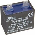 OEM Genuine 297286802 Frigidaire Freezer Run Capacitor photo