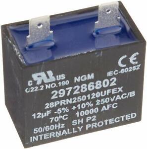 OEM Genuine 297286802 Frigidaire Freezer Run Capacitor