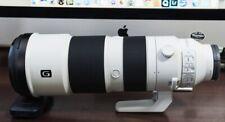 SONY SEL200600G G Lens FE 200-600mm F5.6-6.3 G OSS E mount EMS w/ Tracking NEW