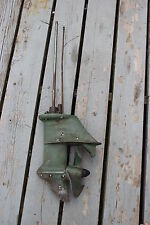 Used lower unit for 5.5 or 7.5 HP Johnson or Evinrude outboard motor 1955 green