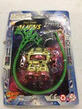 Gordy Toy Alien Warriors Alien Empire Pull Strap Aliens 2005 Gold Body MOC