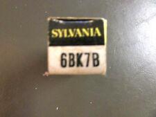 6BK7B SYLVANIA VINTAGE (TUBE), (NEW IN BOX / NEW OLD STOCK).