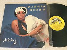 MARCIA HINES SHINING 1976 WIZARD AUSTRALIAN PRESS LP