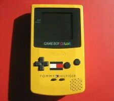 Game Boy Color Tommy Hilfiger Handheld Console System CGB-001 *Cleaned & Tested*