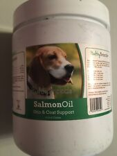 New listing Healthy Breeds Salmon Oil Skin and Coat Support 90 Soft Chews.