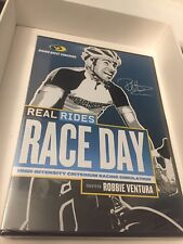 New Real Rides Race Day with Robbie Ventura 8-Week Training Dvd Cycling