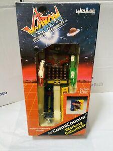 Voltron Cosmic Counter Calculator Impulse Vintage