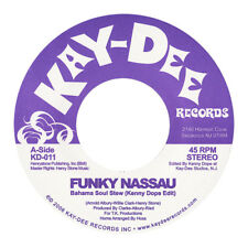 """Funky Nassau - 'Bahama Soul Stew/ Look At What You Can Get' (K. Dope Edits) (7"""")"""