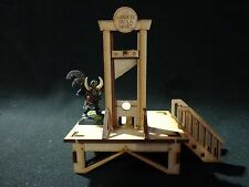 TTCombat - Old Town Scenics - Guillotine - Great for Malifaux