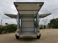 ALUMINUM TRADESMAN ENCLOSED TRAILER -  EXTRA LIGHTWEIGHT