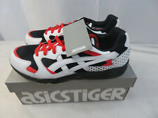 ASICS Tiger Men's GEL-Diablo Athletic Shoes 1191A199 001 Black/White Size 10.5