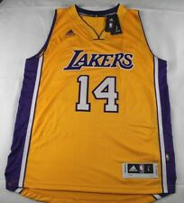 548839954 Brandon Ingram  14 Los Angeles Lakers Adidas Swingman Men s Jersey - Gold  Size L