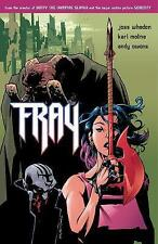 Fray: Future Slayer by Joss Whedon (Paperback, 2003)-H006