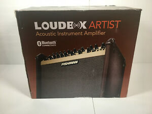 Fishman Loudbox Artist Acoustic Amplifier with Bluetooth