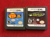 Ben 10 + Phineas and Ferb (Nintendo DS Game Lot) - Tested and Guaranteed