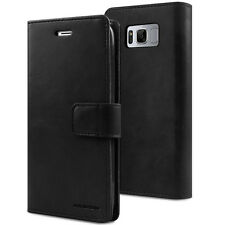 Slim pocket book Leather Wallet Case Cover for iPhone 7/ Galaxy S8/ Note / LG