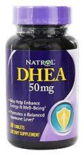 Natrol Dhea 50mg Tablet 60 ct