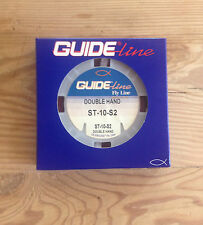Guideline Shooting Tapers double hand normal sink 2, 46ft Burgundy ST-10- S2