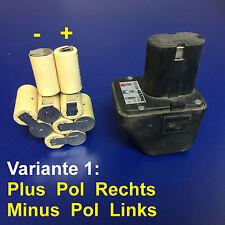 Akkupack 12V 2.0 Ah NiCD passend für Würth Master G12  702 915 10 Variante1