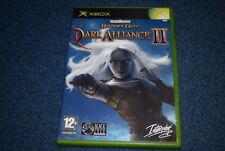 Baldurs Gate Dark Alliance 2 Xbox komplett