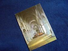 OLD PPC: HEREFORD~THE CATHEDRAL~THE NAVE