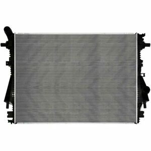 CSF OEM Replacement Primary Radiator 3849 For 2017–2019 Ford 6.7L Powerstroke