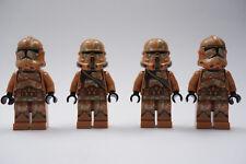 Lego® Star Wars™ Figuren 4x Clone Trooper Geonosis sw605 sw606 75089 neuwertig