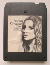 Barbra Streisand Live Concert At The Forum (1972 CBS 8 Track Tape) On A Clear Da