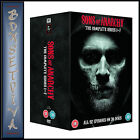 SONS OF ANARCHY - COMPLETE SERIES - SEASONS 1 2 3 4 5 6 & 7 **BRAND NEW DVD***