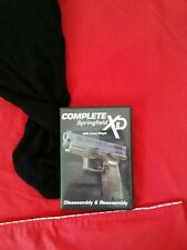 COMPLETE SPRINGFIELD XD AUTO PISTOL REPAIR (DVD) (LENNY MAGILL).