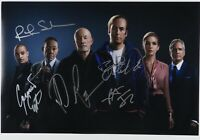 Better Call Saul JSA Cast 5 signatures signed autograph 12 x 18 photo