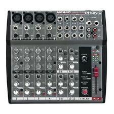 Phonic Am440 Mixer passivo 8 Canali Piano Bar Live