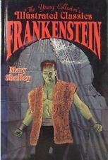 YOUNG COLLECTOR'S ~ ILLUSTRATED CLASSICS ~ FRANKENSTEIN ~ MARY SHELLEY ~ HC