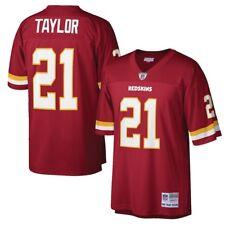 ce0eec8e Mitchell & Ness Sean Taylor Washington Redskins Burgundy Retired Player  Replica