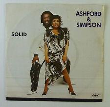 """7"""" single-Ashford & Simpson-Solid-s762-Slavati & cleaned"""
