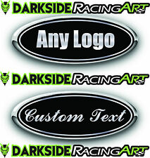 FORD SUV/CAR or TRUCK CUSTOM EMBLEM DECAL/STICKER LOGO OVERLAY PRINTED DECAL
